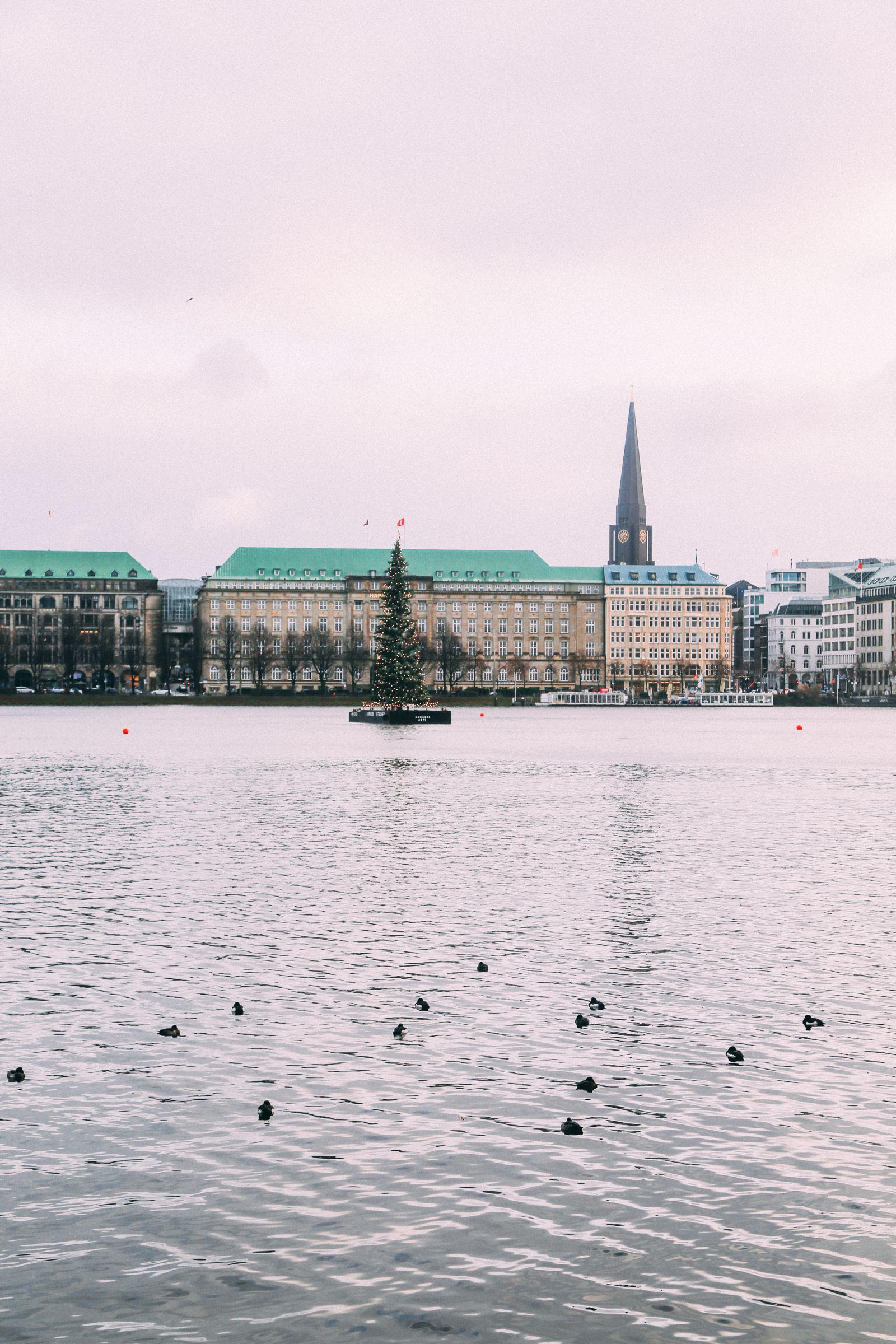 Racing Through Hamburg, Germany… (9)