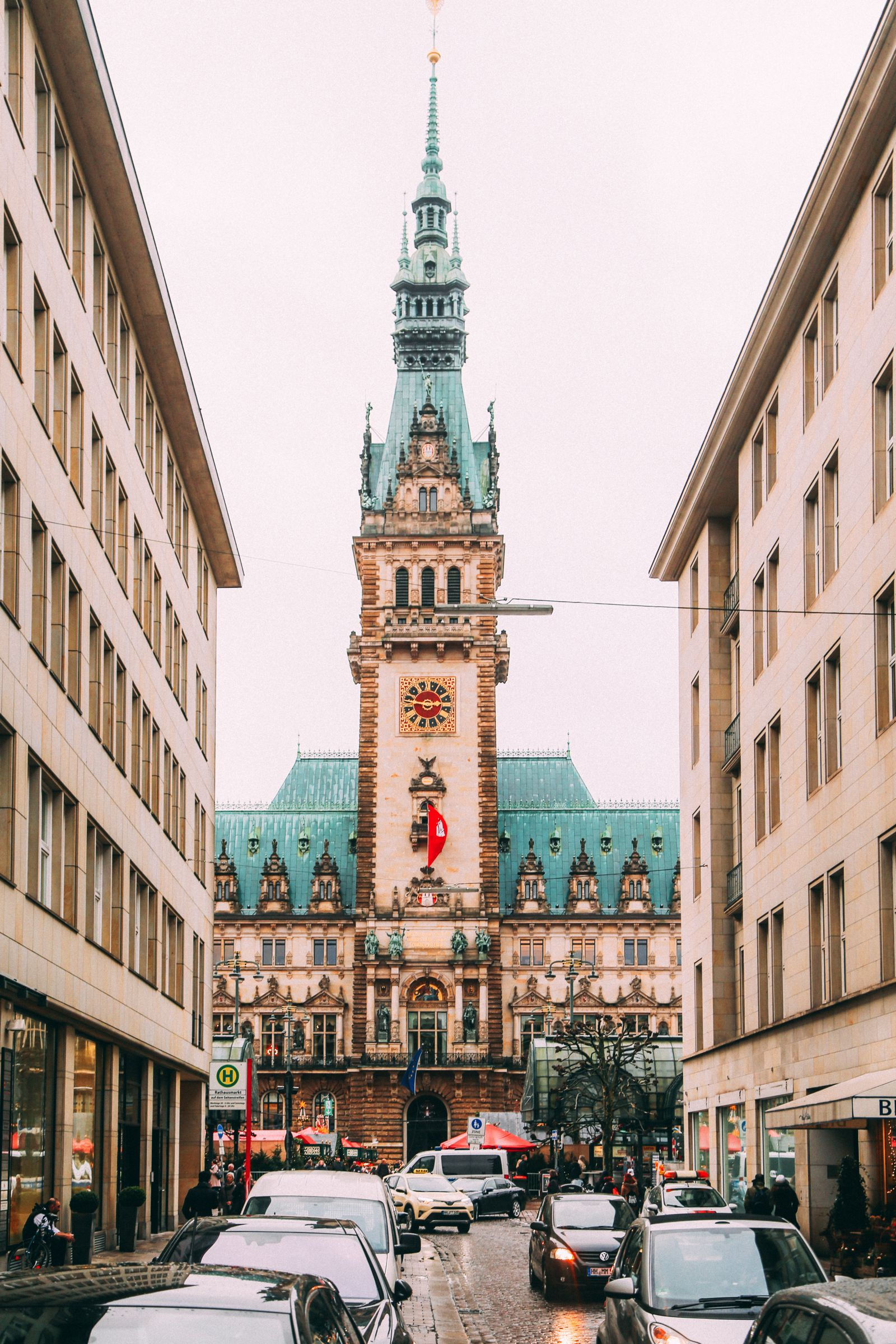 Racing Through Hamburg, Germany… (12)