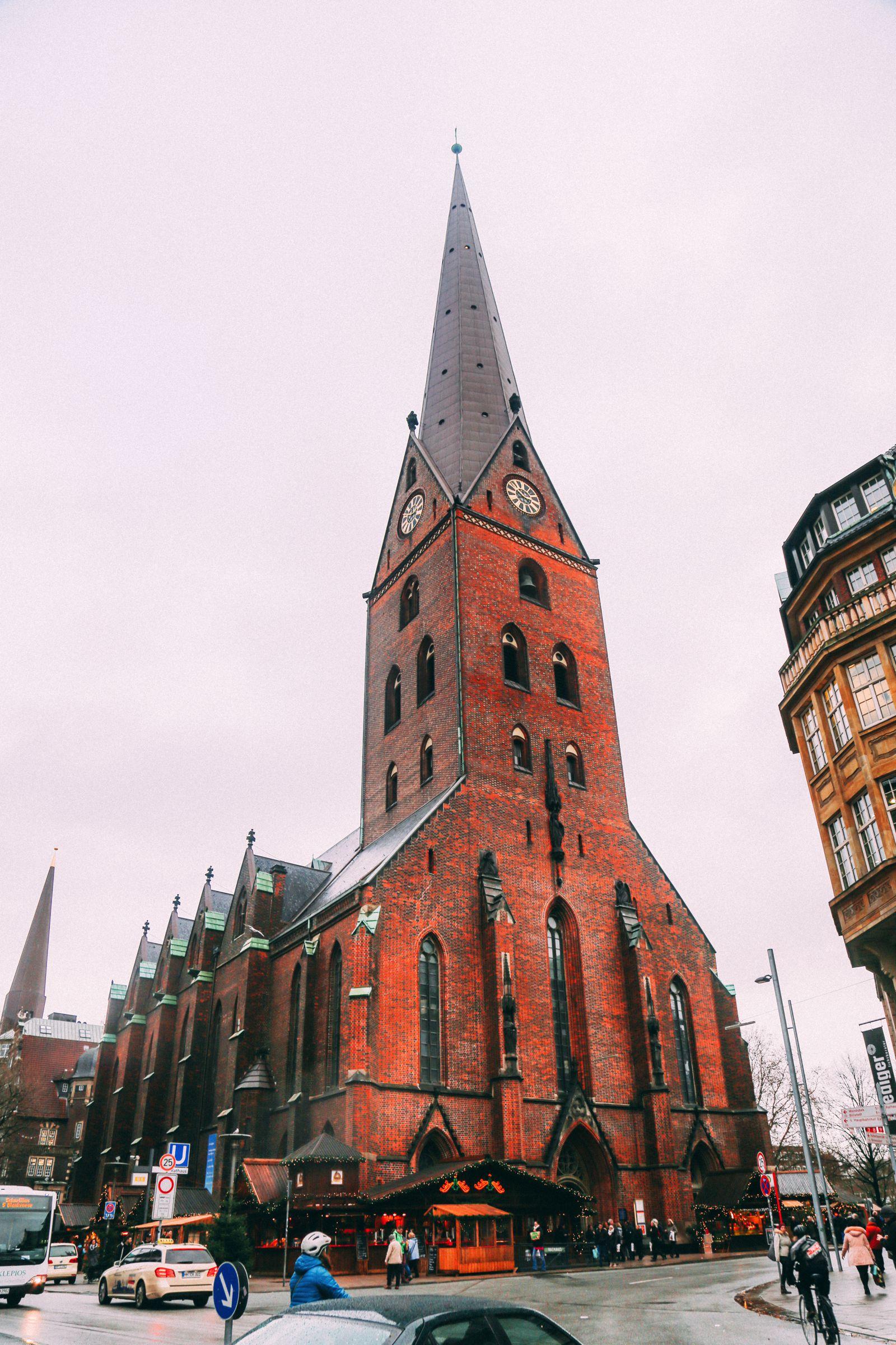 Racing Through Hamburg, Germany… (13)