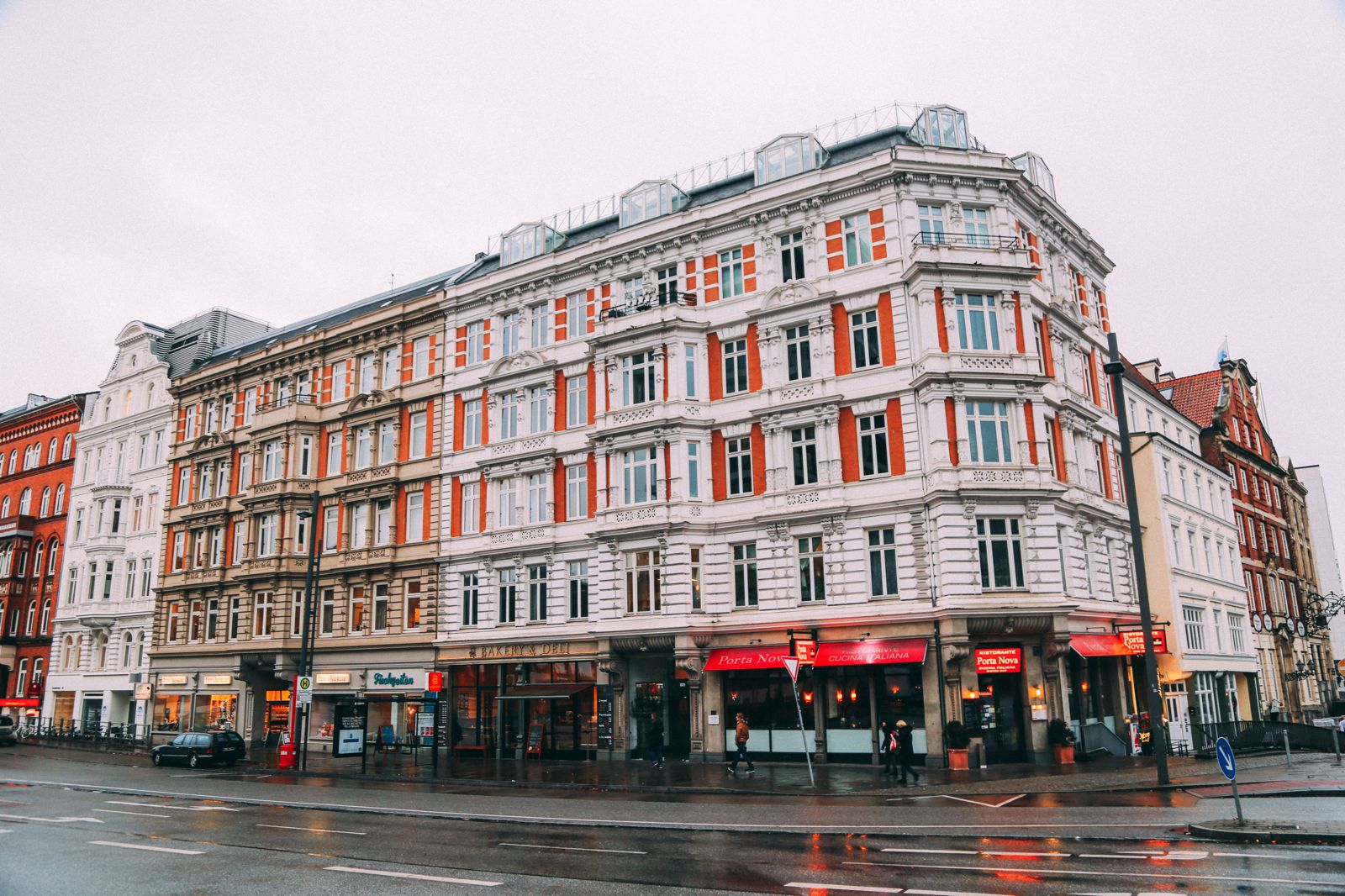 Racing Through Hamburg, Germany… (20)