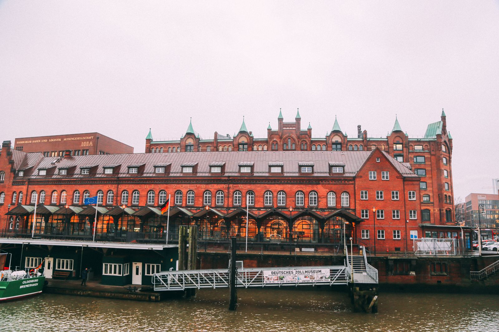 Racing Through Hamburg, Germany… (23)