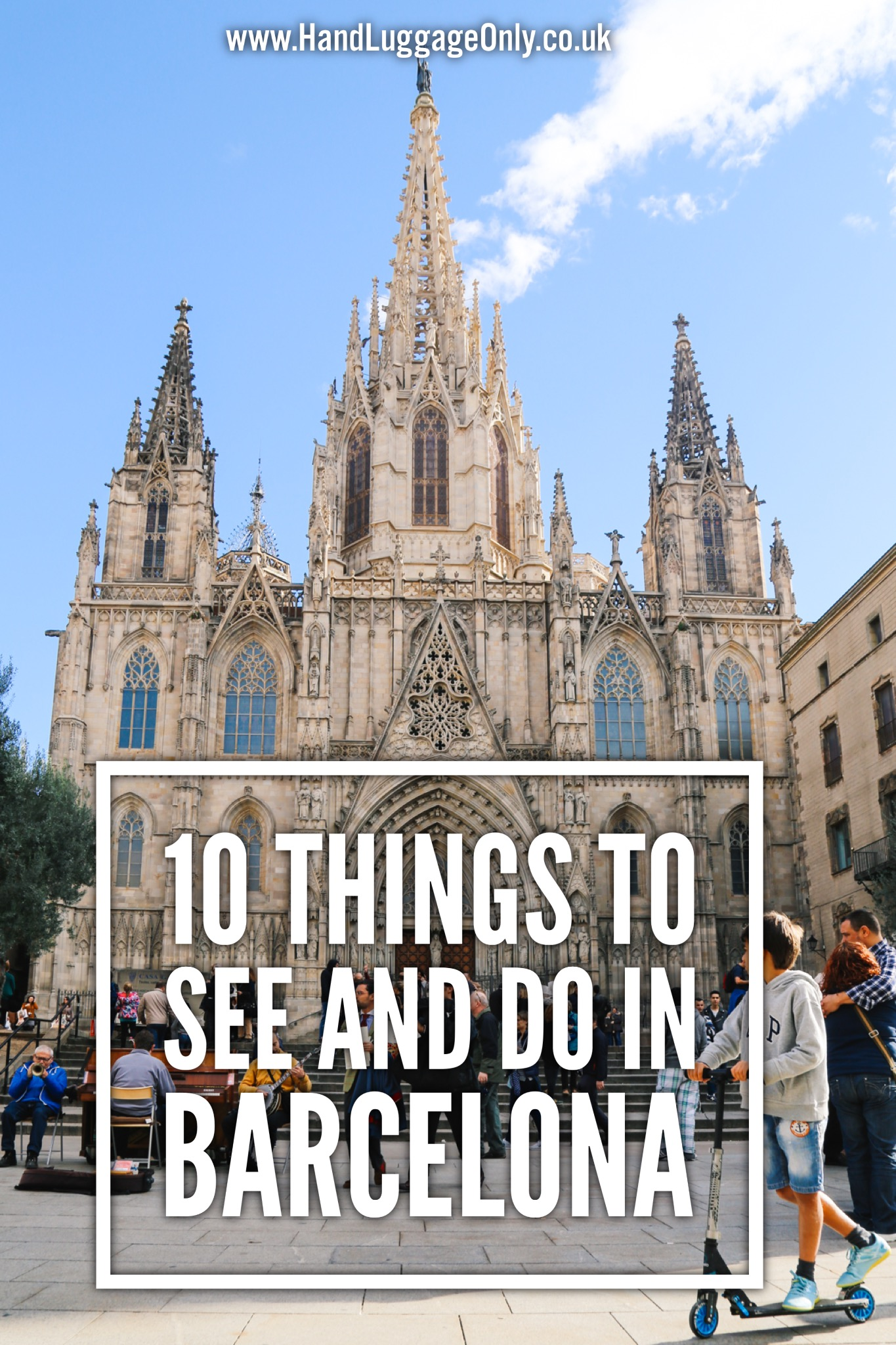 10 Things To Do And See In Barcelona, Spain (1)