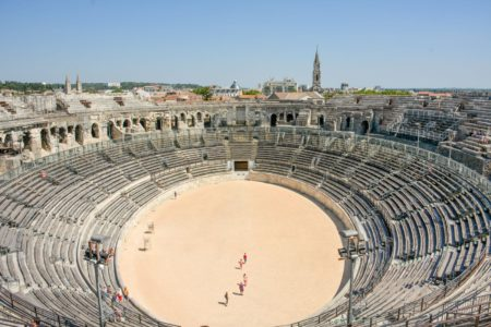Have You Ever Heard Of The Beautiful French Town Of Nimes ?