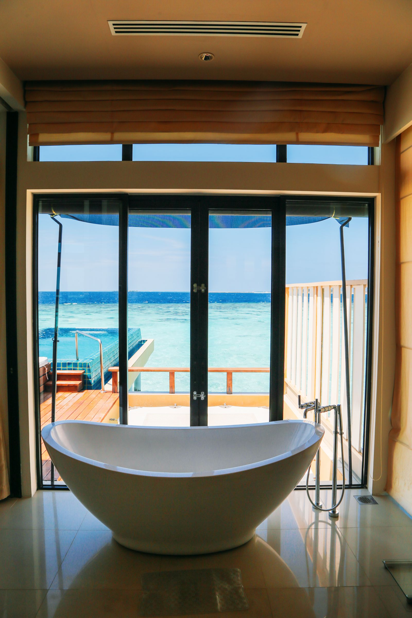 Angsana Velavaru - The Most Amazing In-Ocean Villa In The Maldives (18)