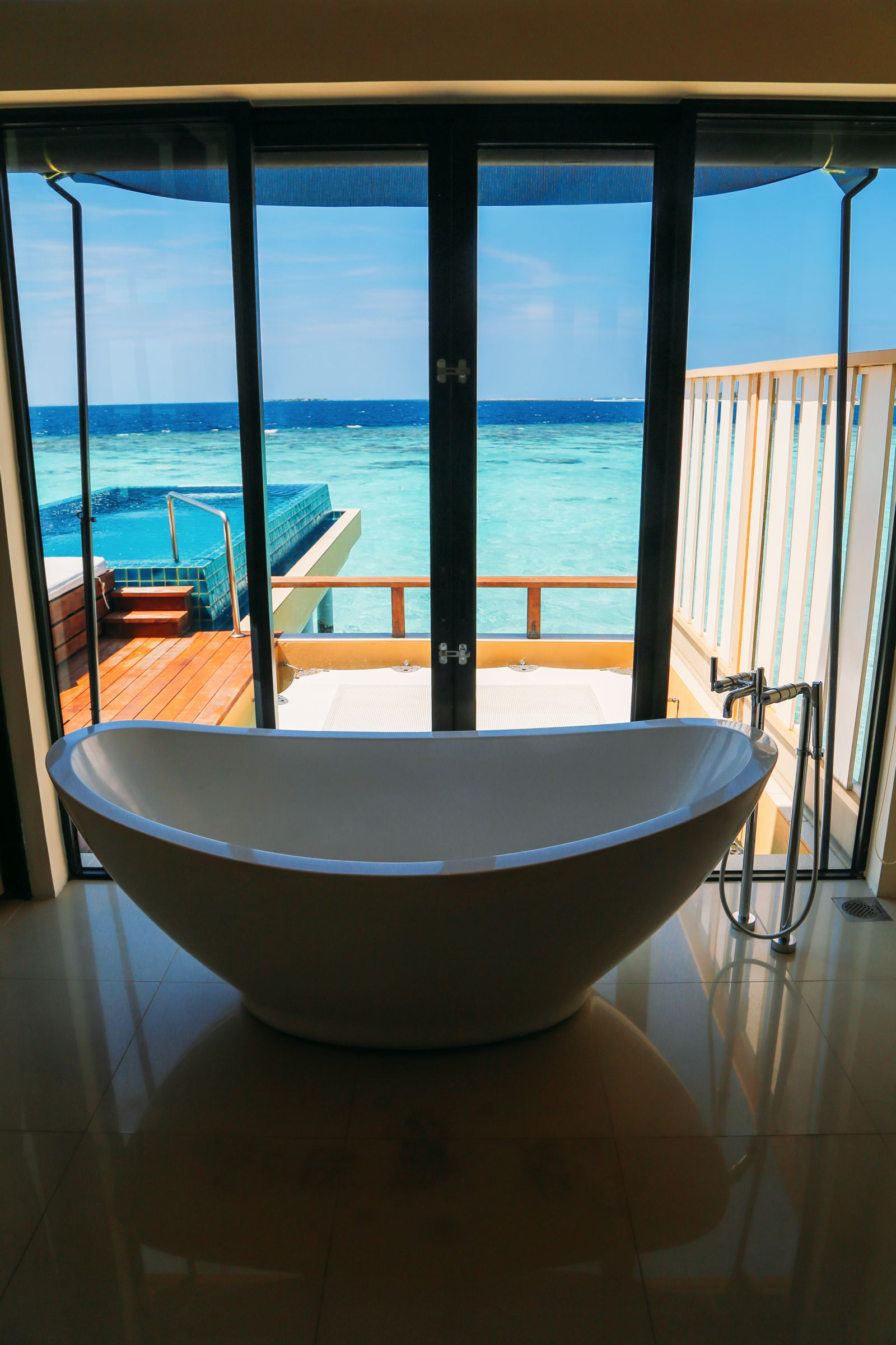 Angsana Velavaru - The Most Amazing In-Ocean Villa In The Maldives (21)