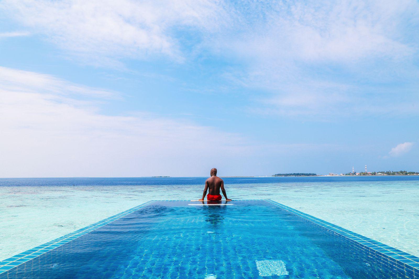 The View From Above... At The Angsana Velavaru Maldives (4)