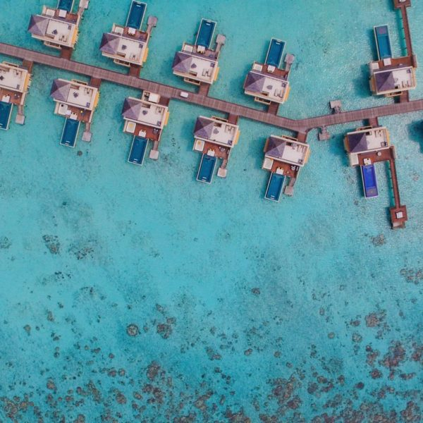 The View From Above... At The Angsana Velavaru Maldives (8)