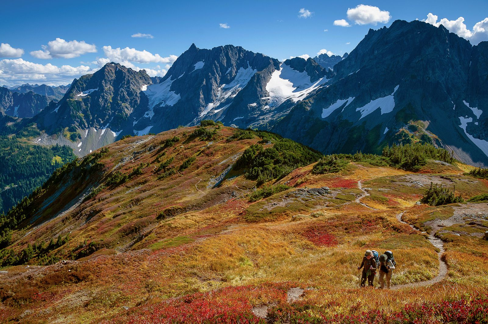 12 Of The Best Hiking Routes In Washington State, USA (7)
