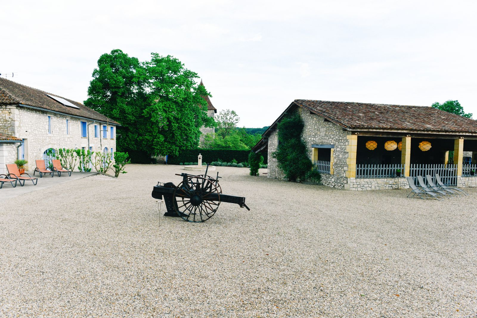 Beautiful French Chateaus And Michelin Star Dining In The Dordogne Valley (1)