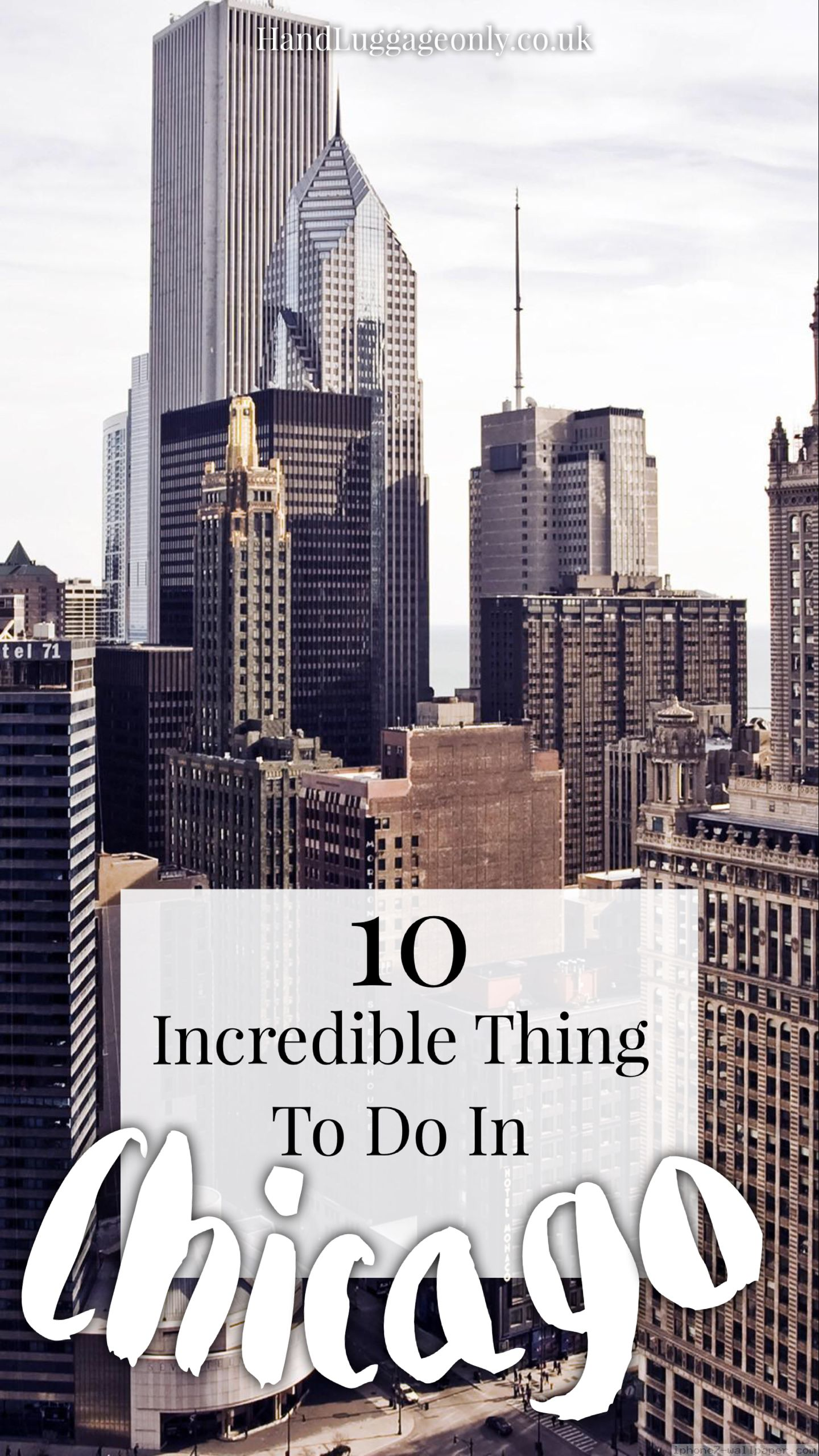Main Things To See In Chicago USA