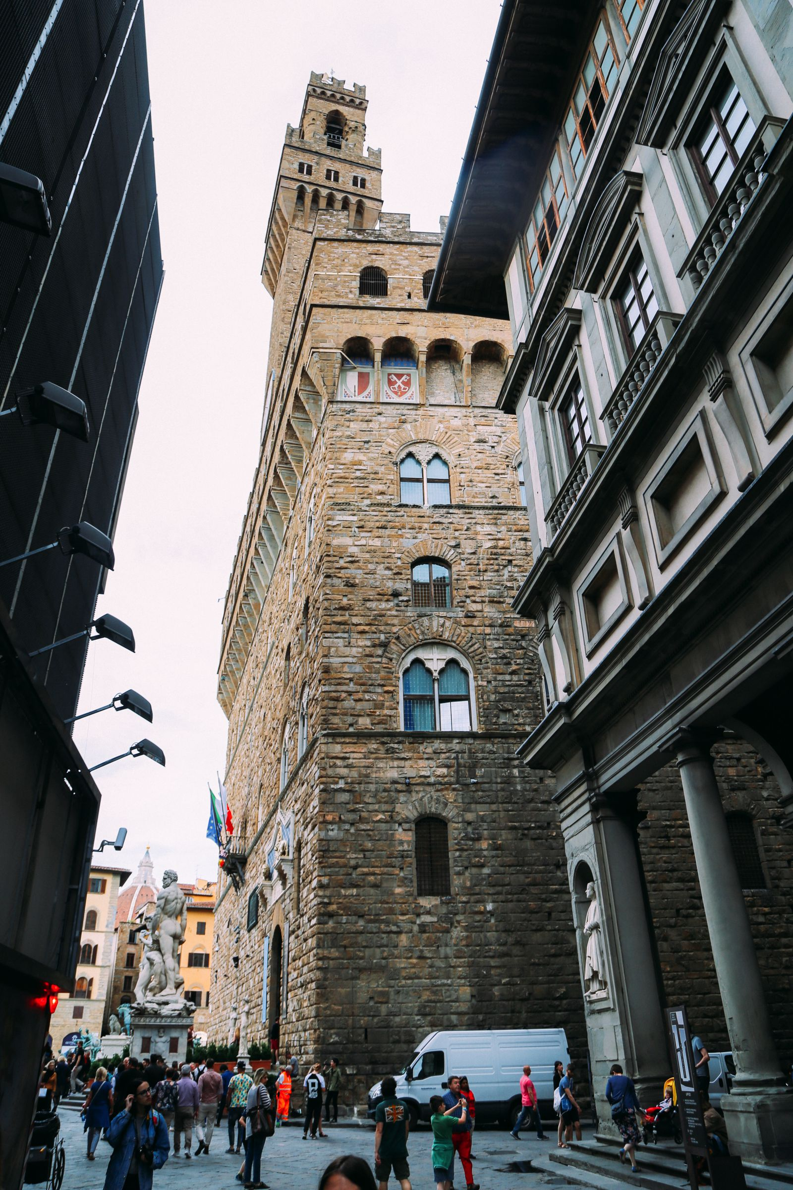 The Return To Florence, Italy... (46)