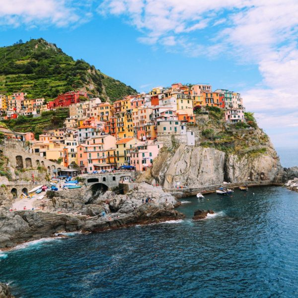 Afternoons In Cinque Terre, Italy... (9)