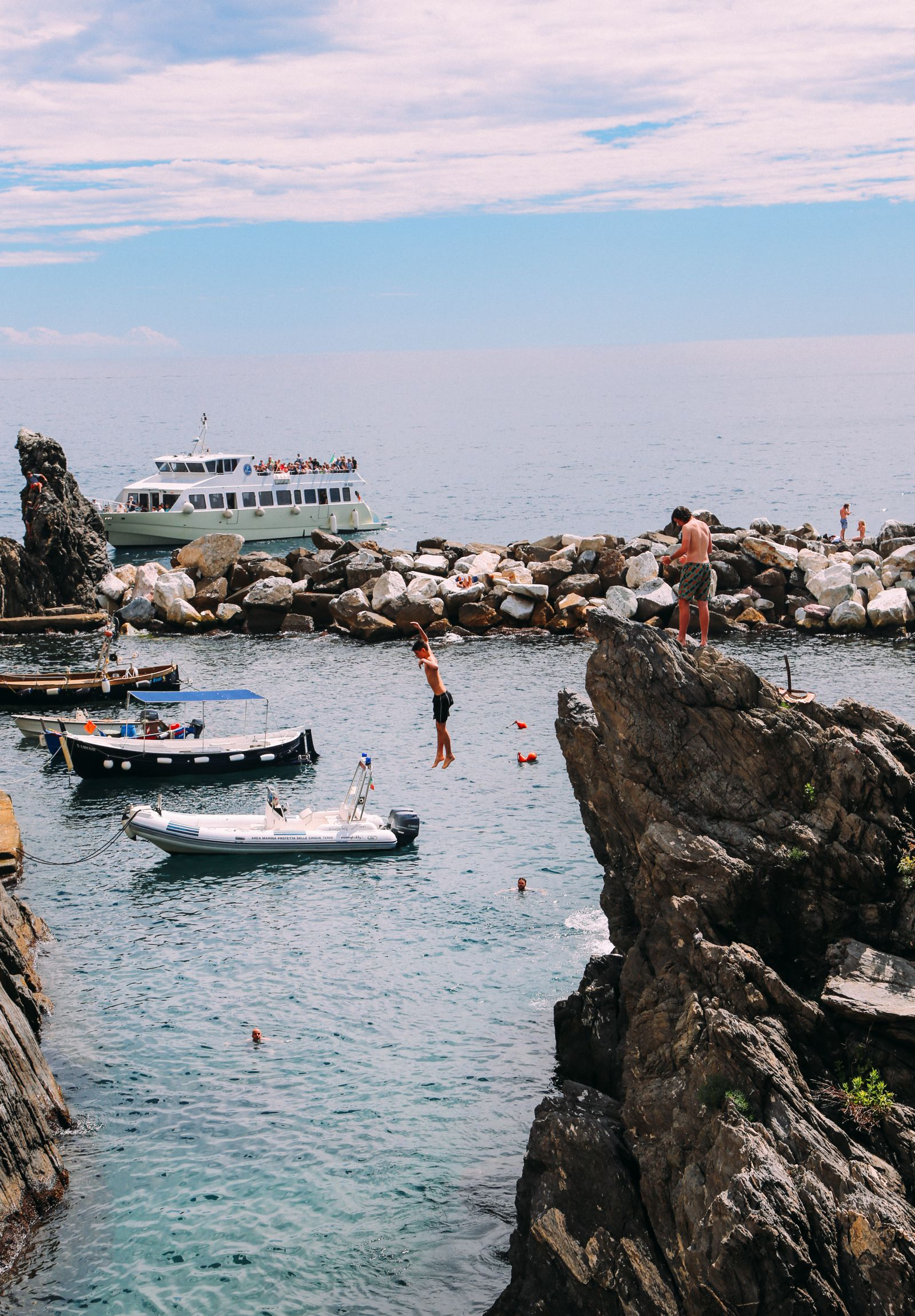 Afternoons In Cinque Terre, Italy... (15)