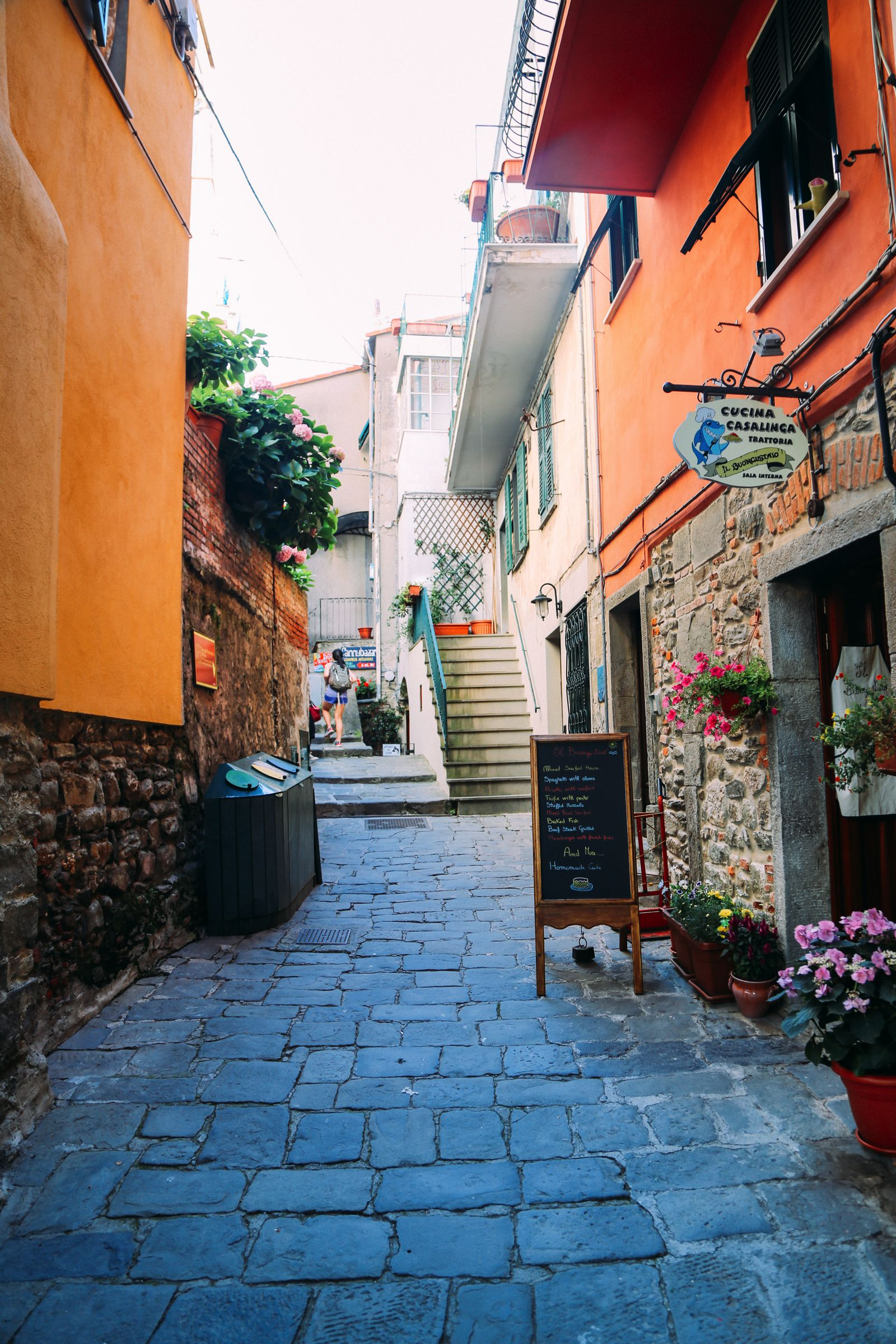 Afternoons In Cinque Terre, Italy... (34)