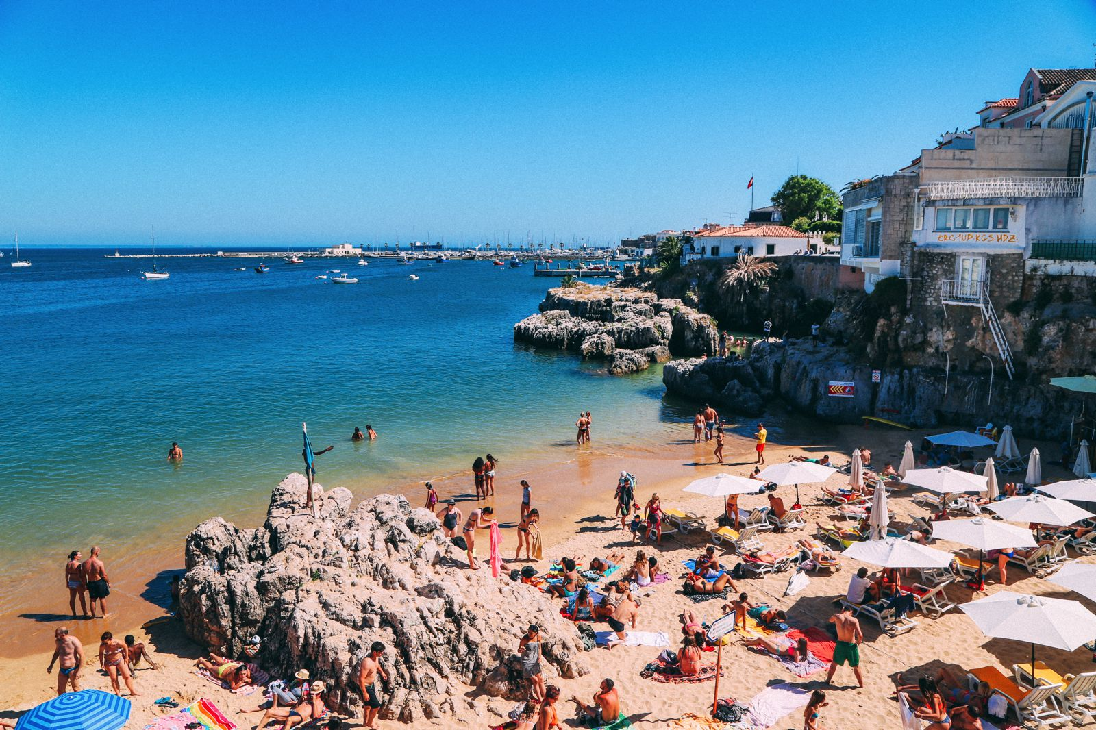 The Beautiful Seaside Town Of Cascais In Portugal... (54)