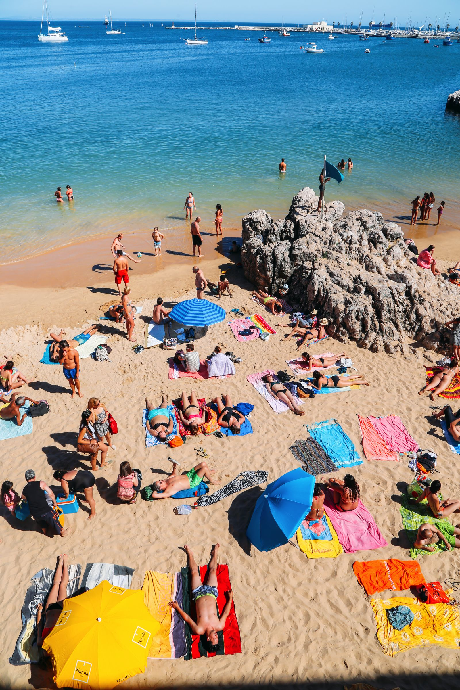 The Beautiful Seaside Town Of Cascais In Portugal... (55)