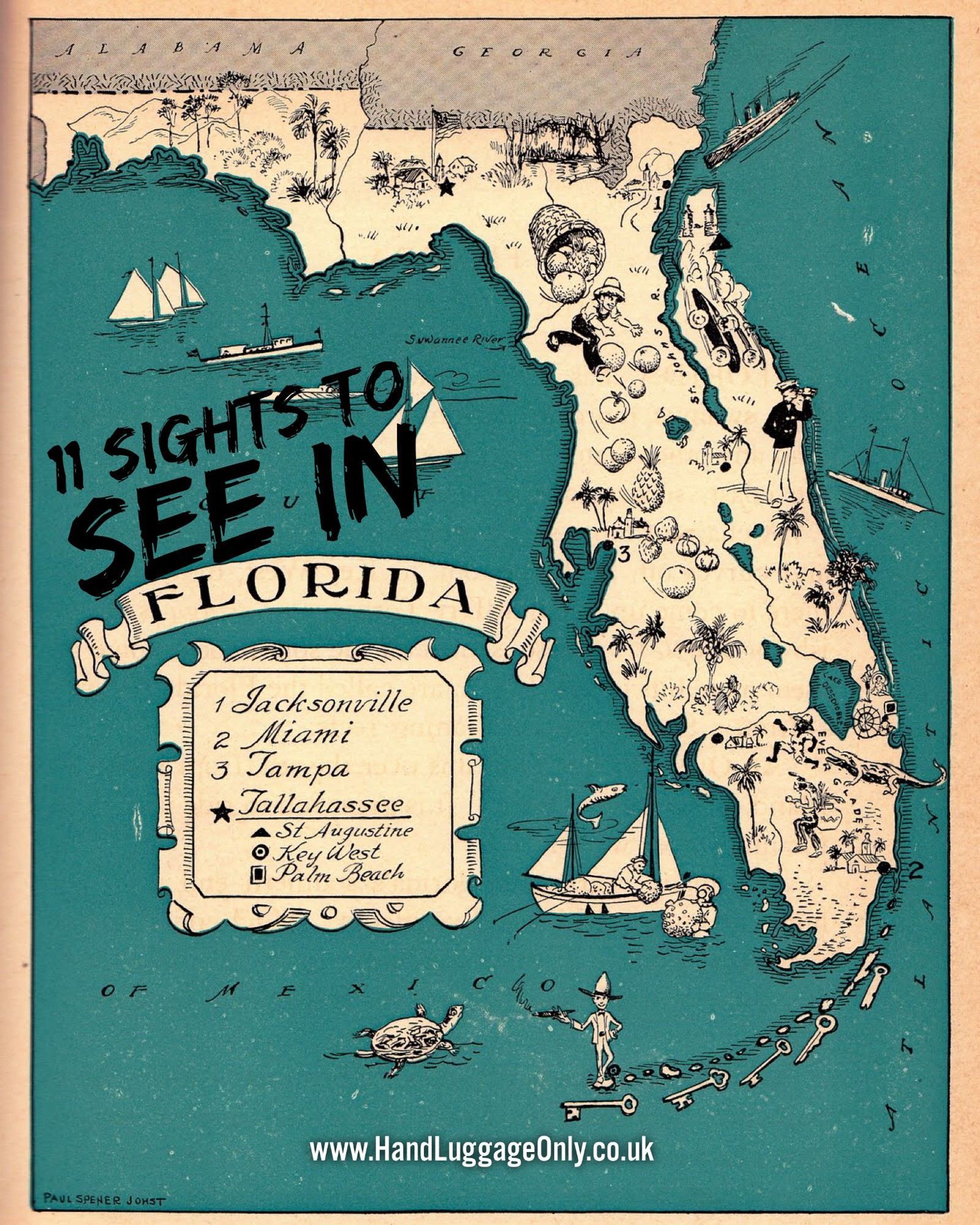 11 Places You Have To Visit In Florida, USA (1)