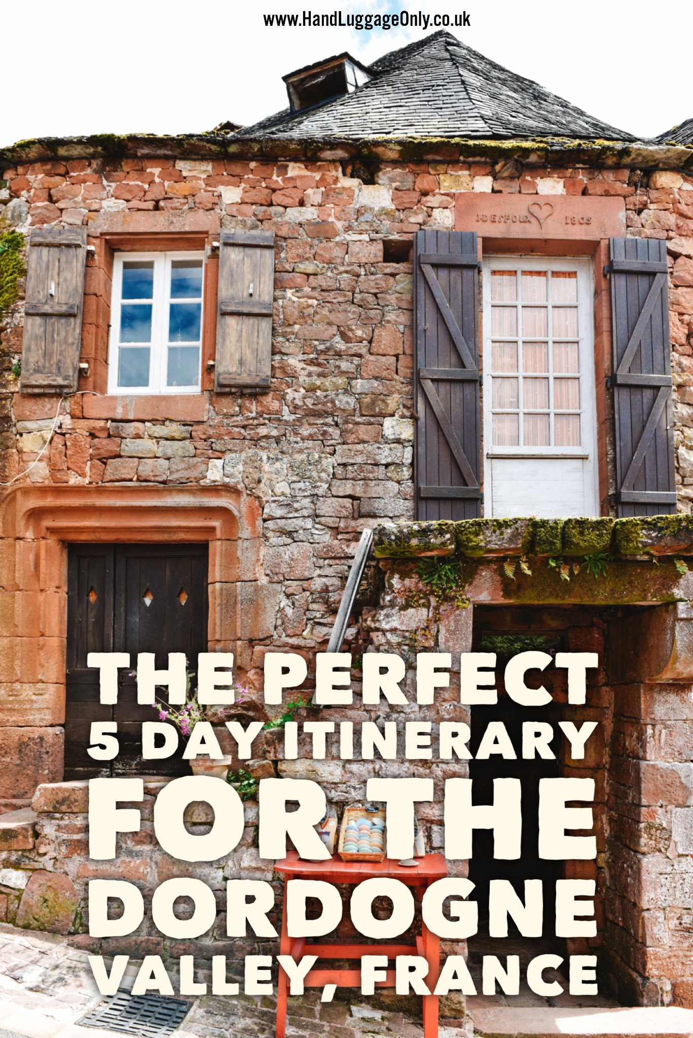 The Perfect 5 Day Travel Itinerary For The Dordogne Valley In France (1)
