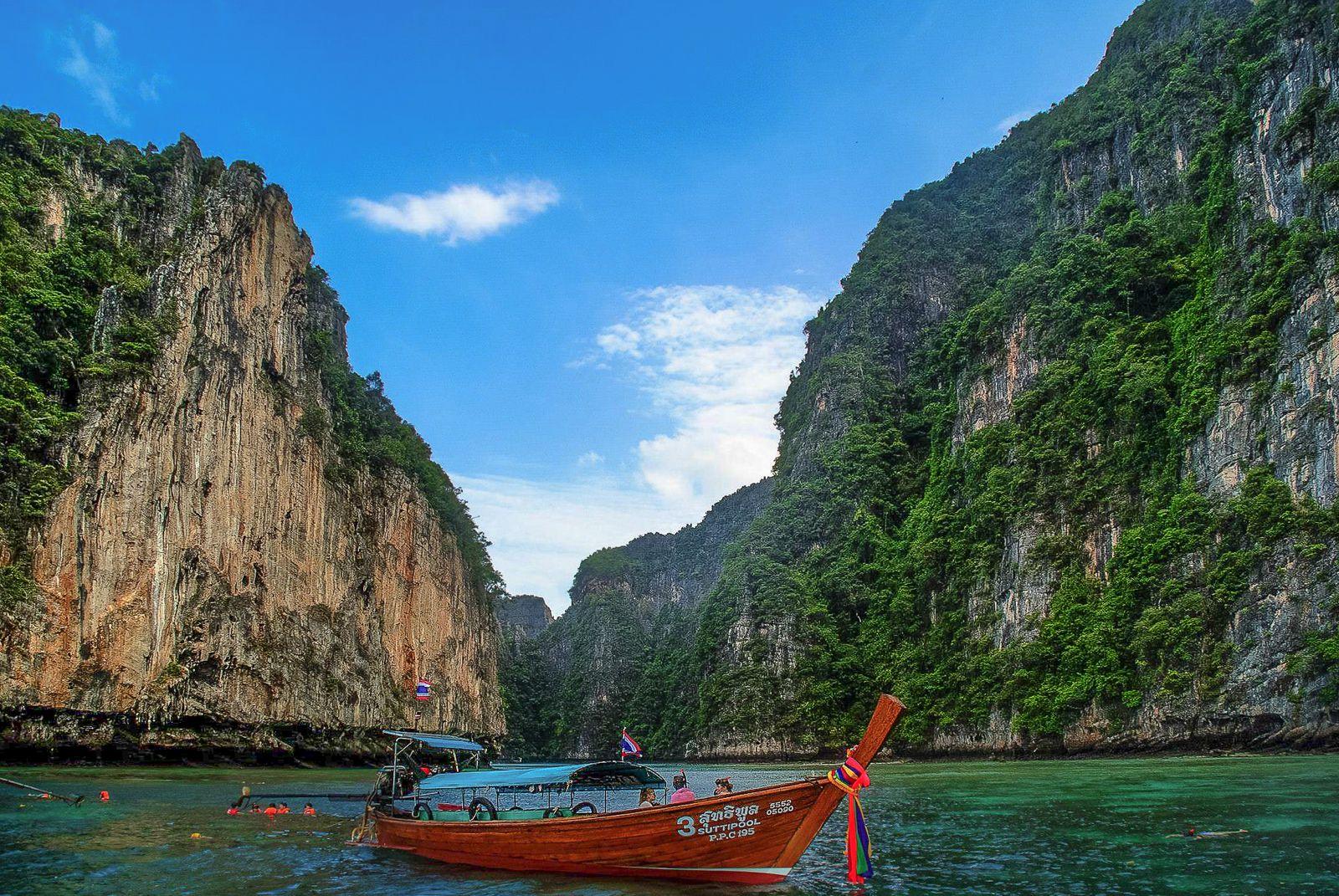Exploring Maya Bay, Thailand (7)