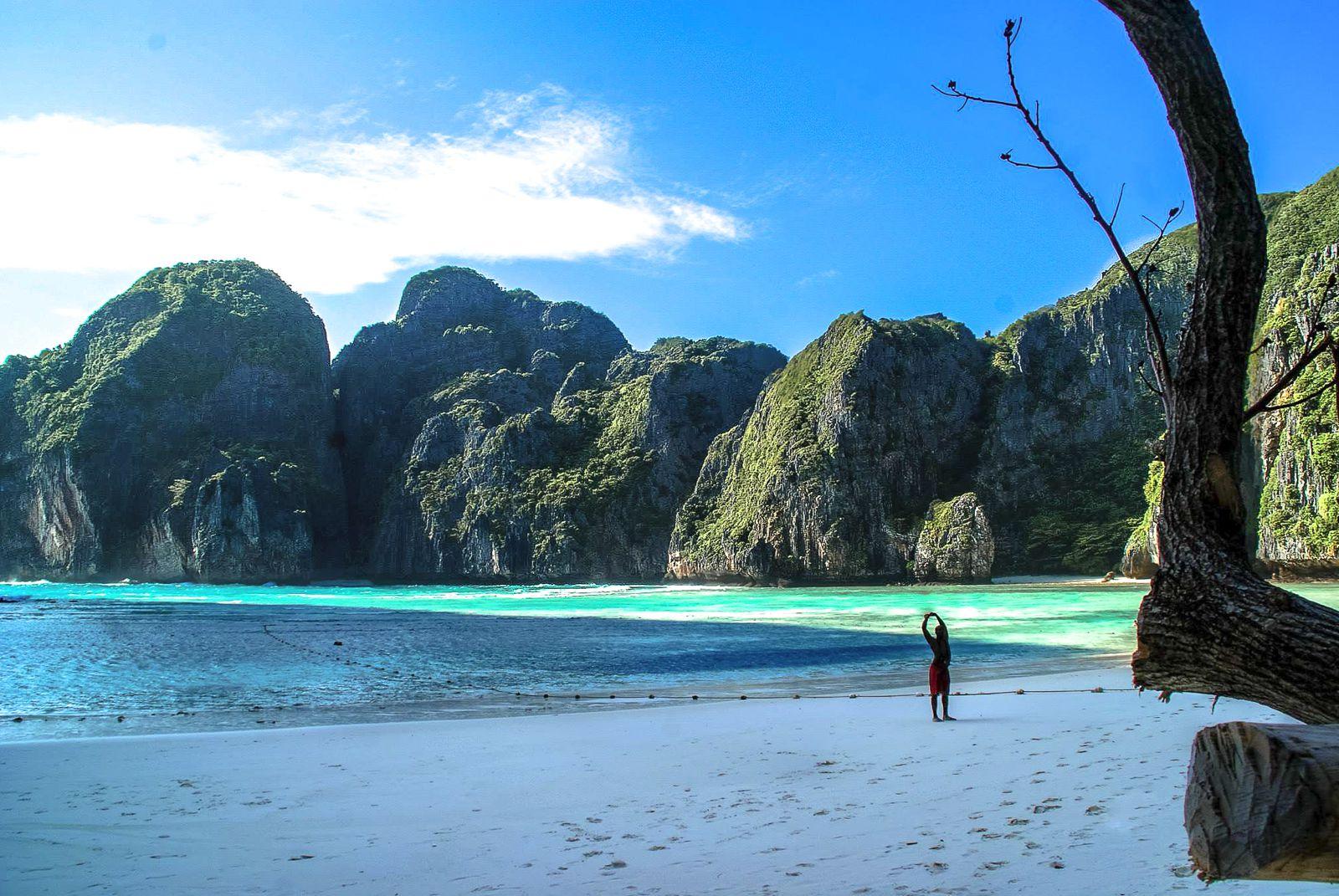 Exploring Maya Bay, Thailand (15)