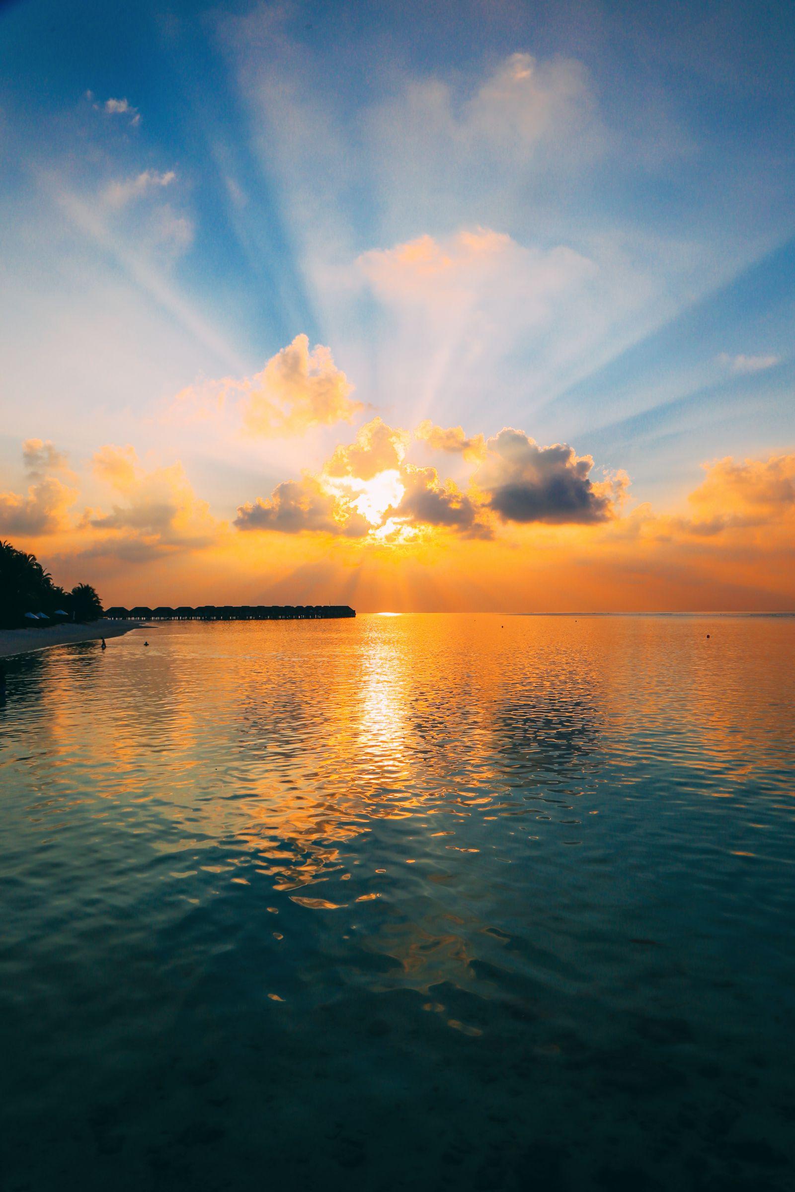 Beaches, Purple Sunsets And Island Hygge... At Velassaru Maldives (43)