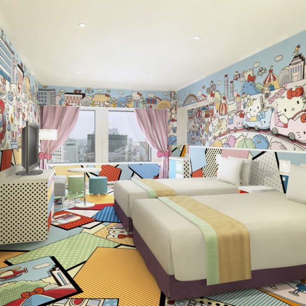 7 Quirky and Cool Places To Stay In Tokyo, Japan (7)