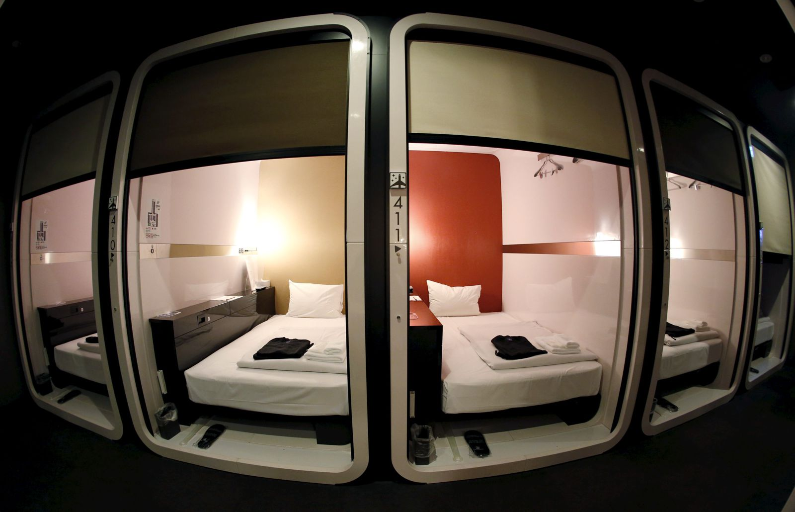 7 quirky and cool places to stay in tokyo japan hand for Google sleep pod price