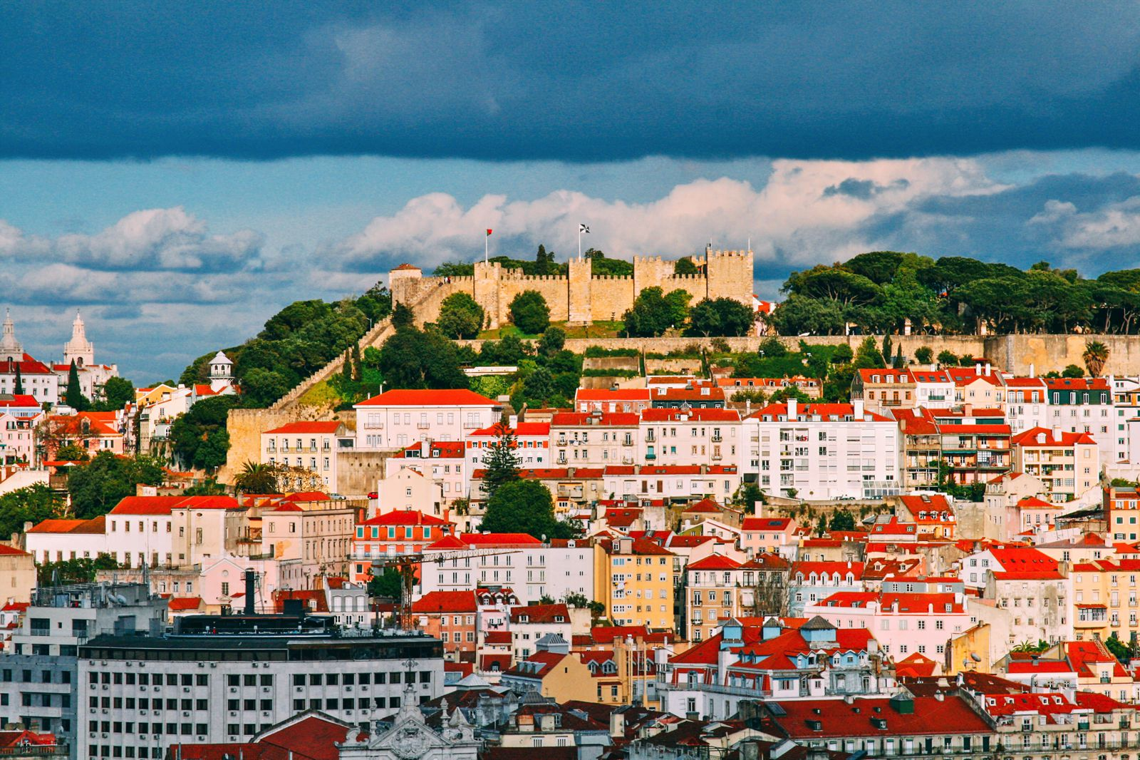 10 Places With The Best Views In Lisbon, Portugal (1)
