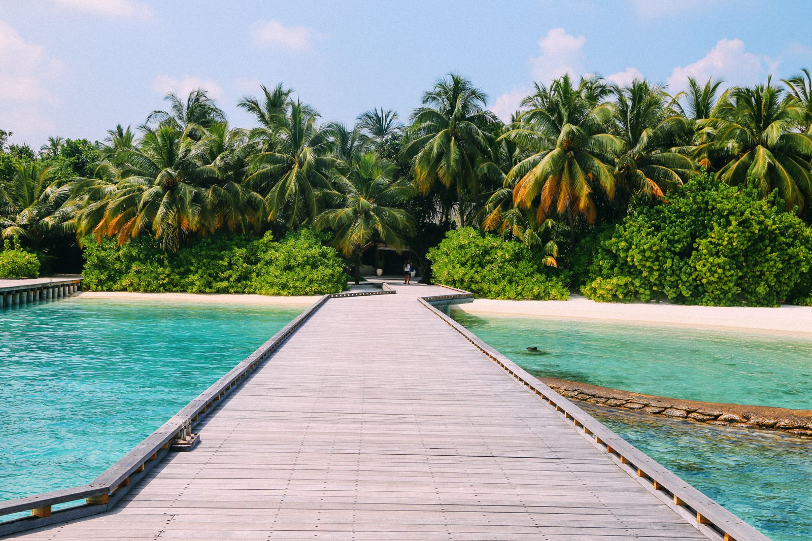 The Long Island Of Kuramathi... In The Maldives (1)