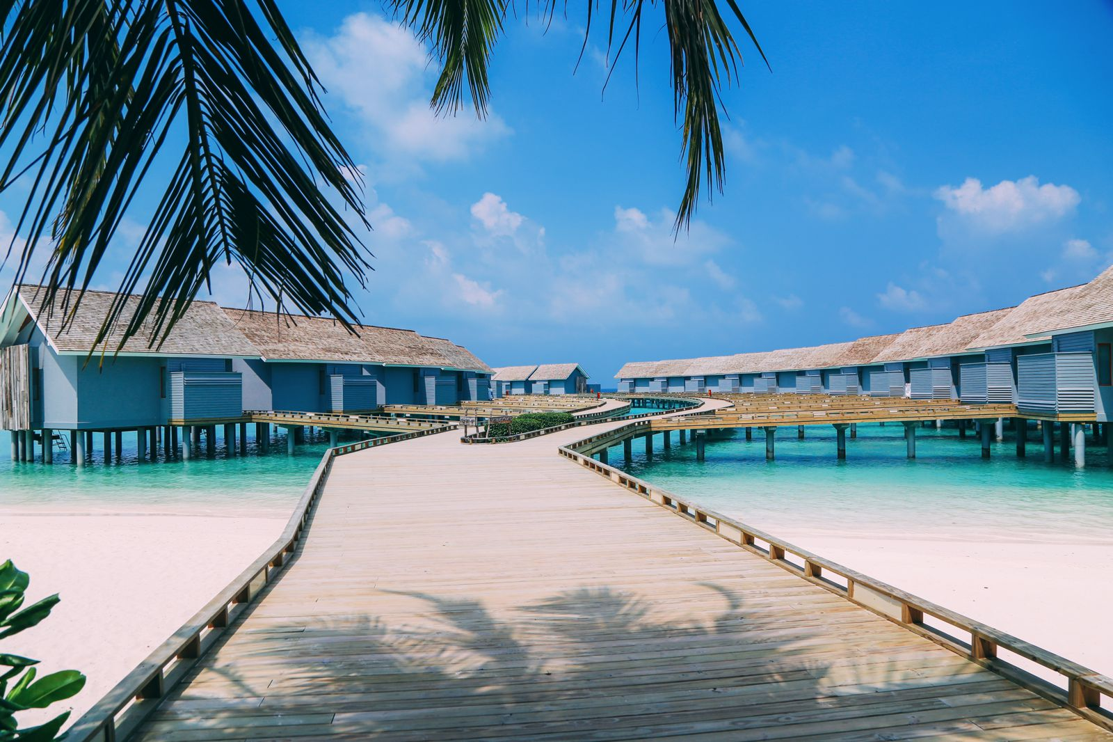 The Long Island Of Kuramathi... In The Maldives (3)