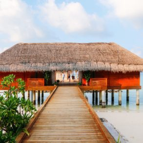 The Long Island Of Kuramathi... In The Maldives (50)