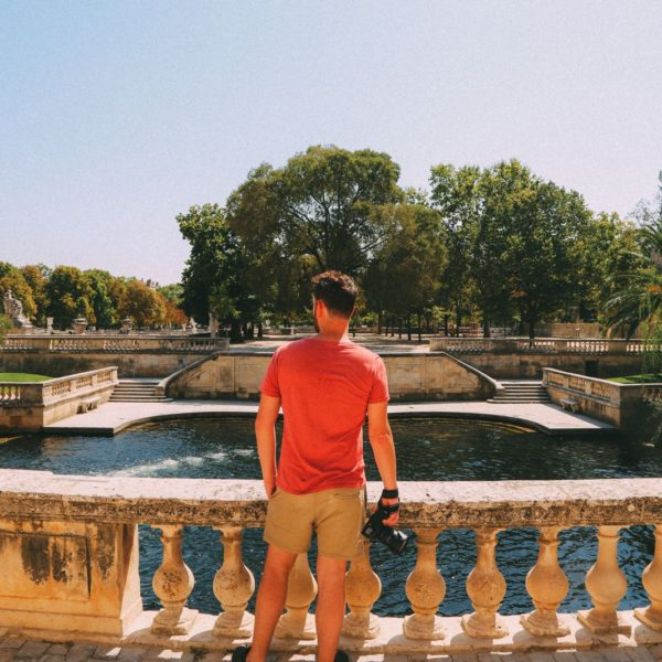 The Beautiful Roman City Of Nimes... In France (57)
