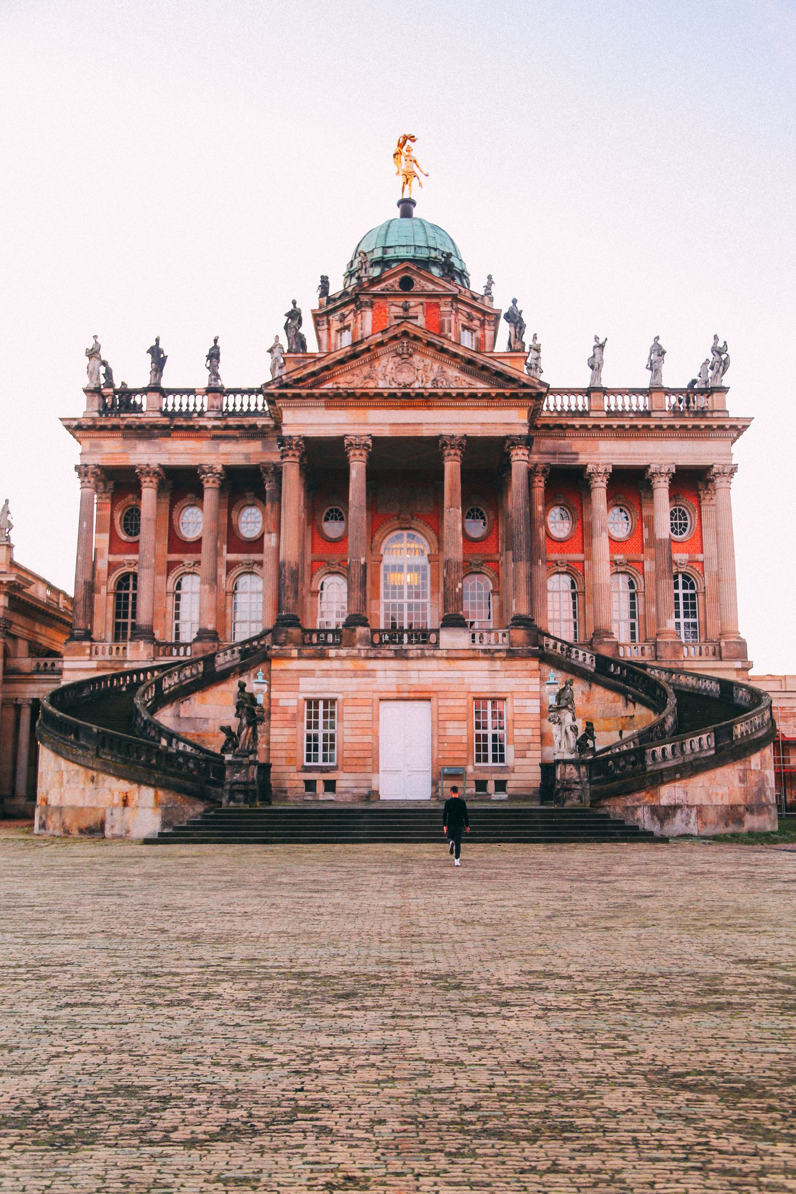 Things to do and see in Potsdam