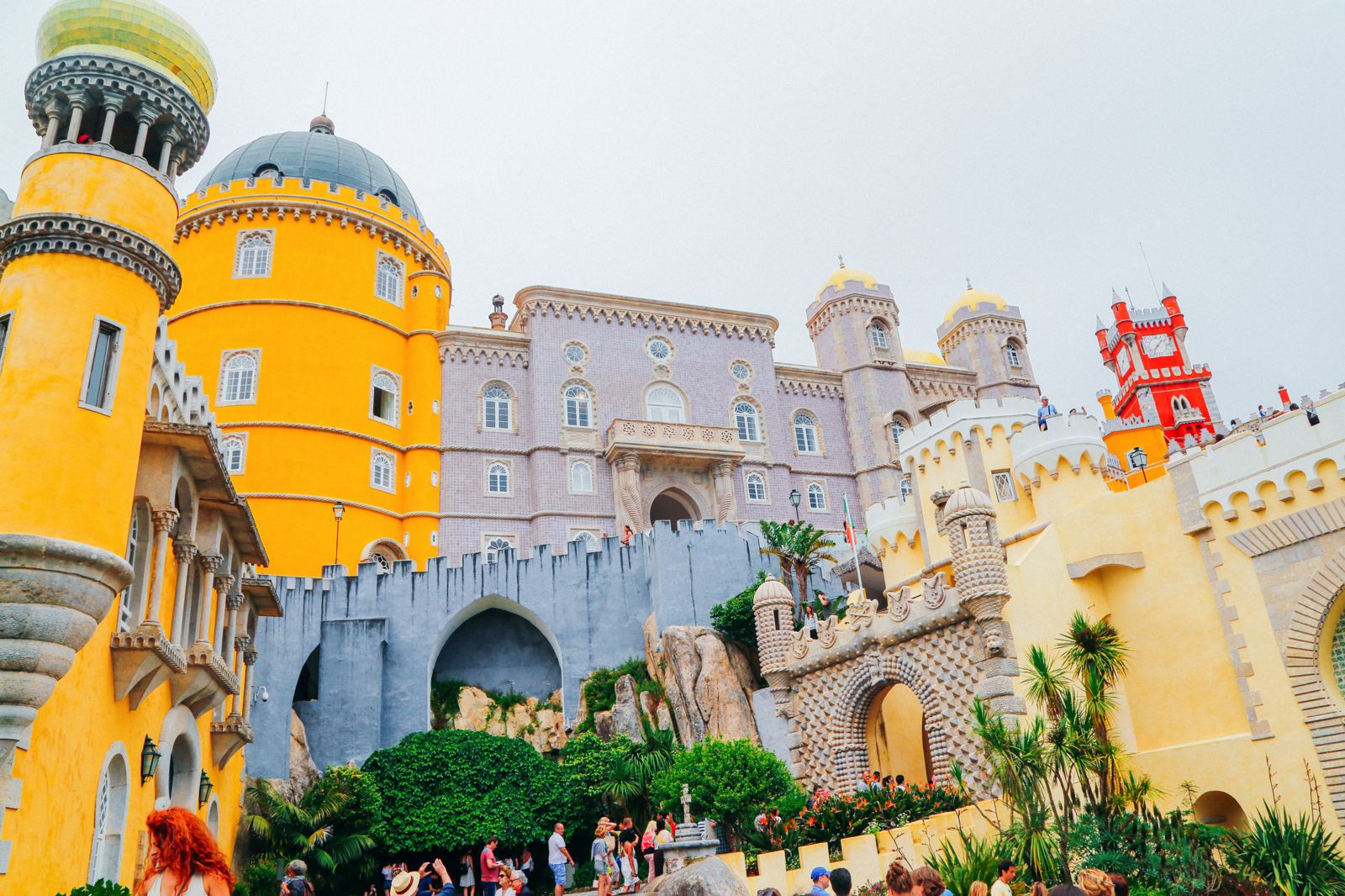The Beautiful Pena Palace Of Sintra, Portugal (4)
