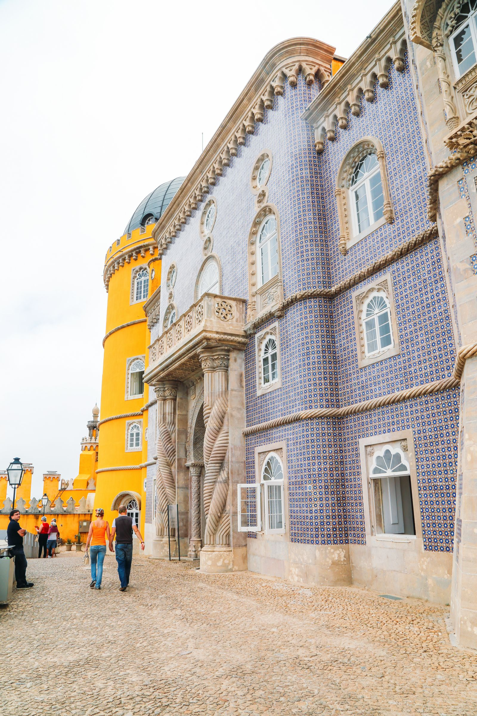 The Beautiful Pena Palace Of Sintra, Portugal (23)