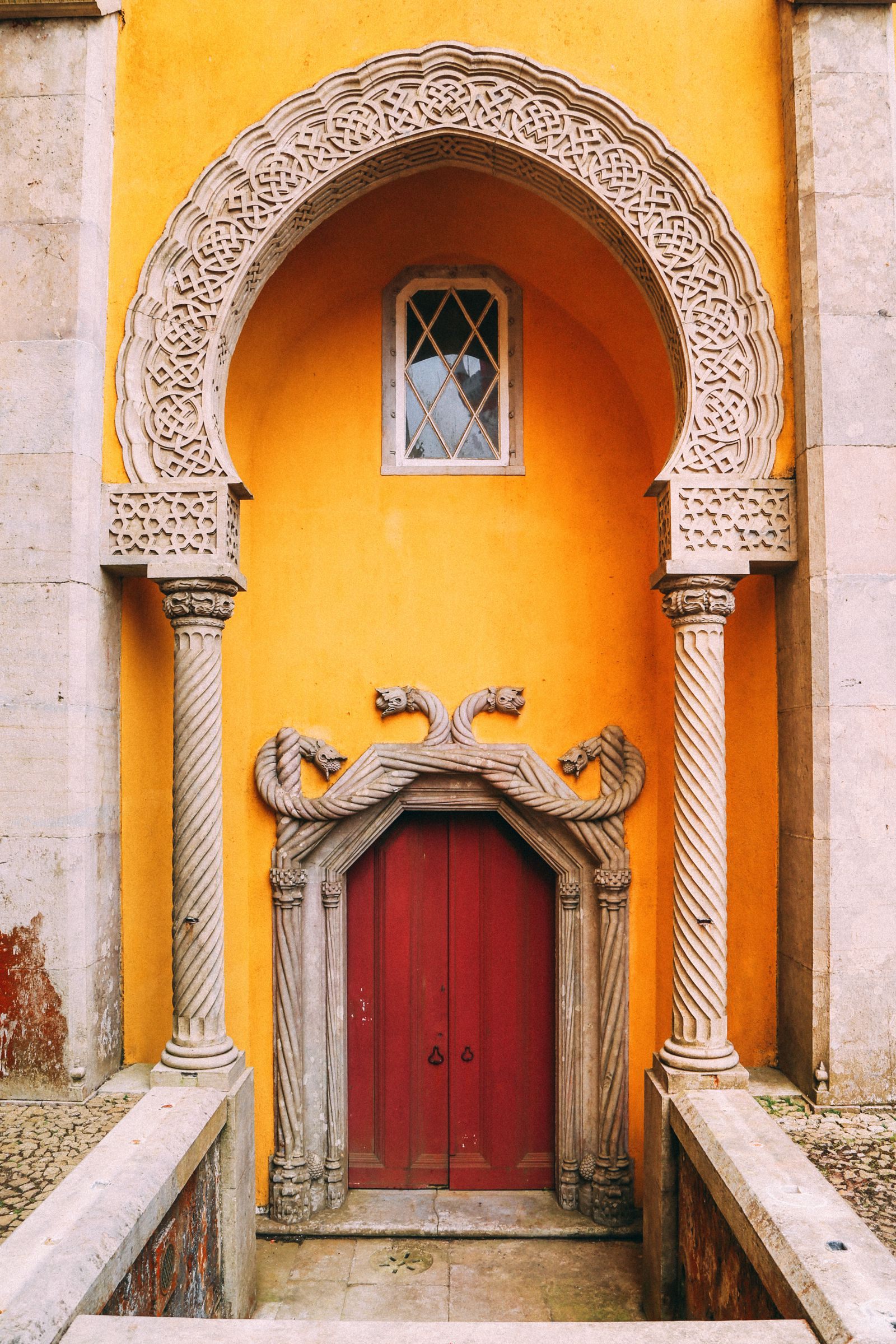 The Beautiful Pena Palace Of Sintra, Portugal (26)