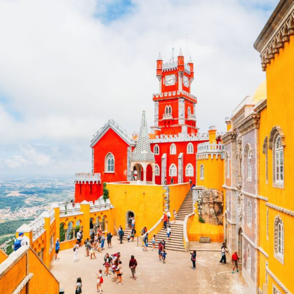 The Beautiful Pena Palace Of Sintra, Portugal (37)