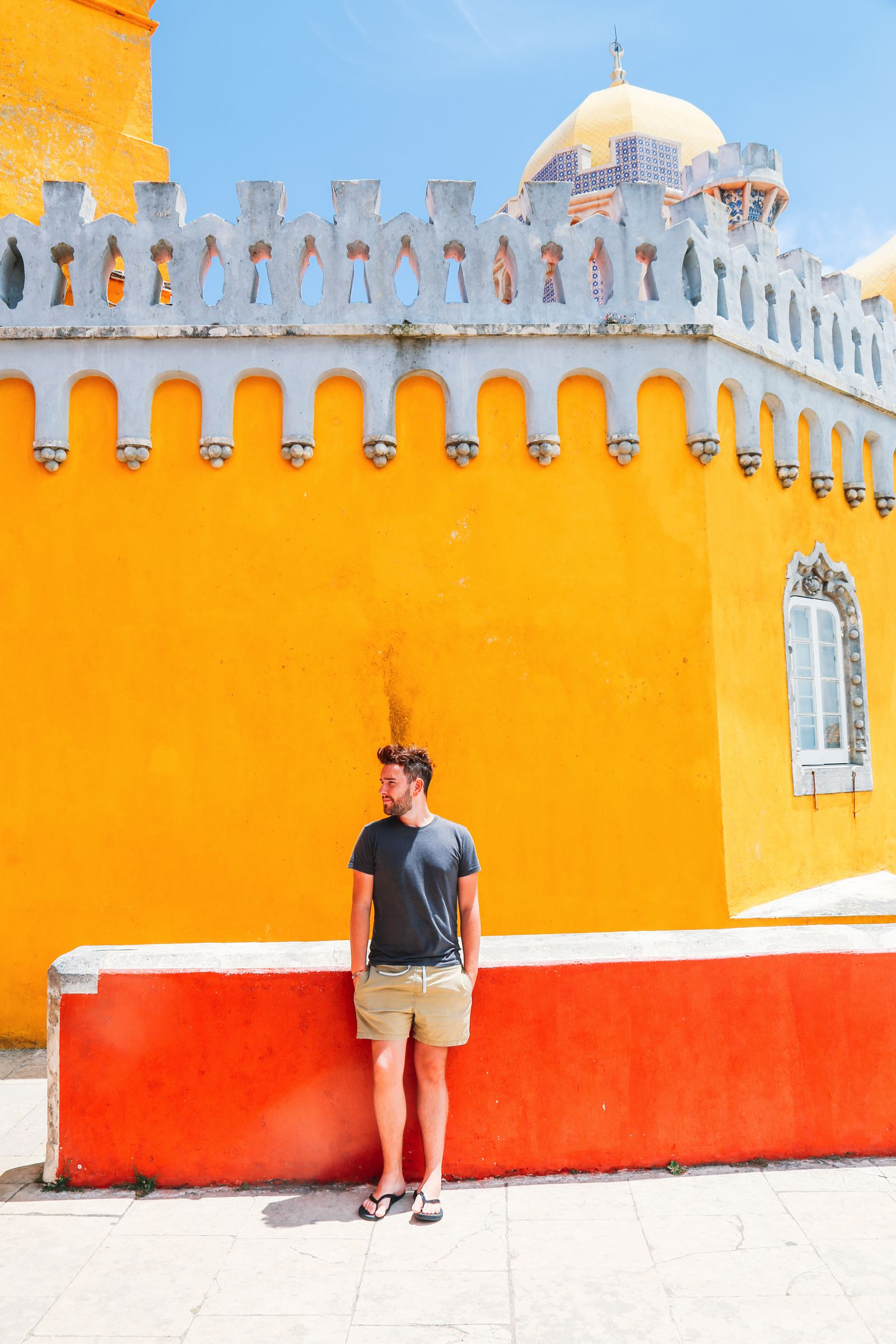 The Beautiful Pena Palace Of Sintra, Portugal (44)