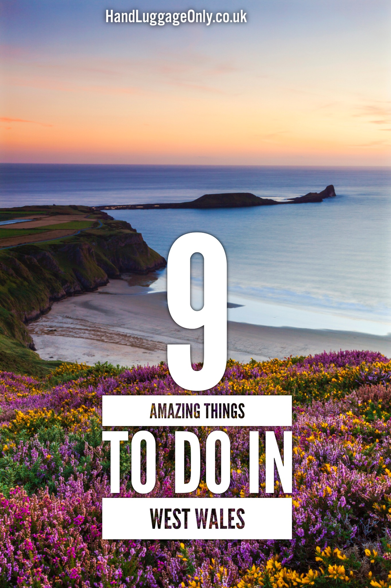 9 Amazing Things To Do In The Picturesque West Wales Hand Luggage Only Travel Food