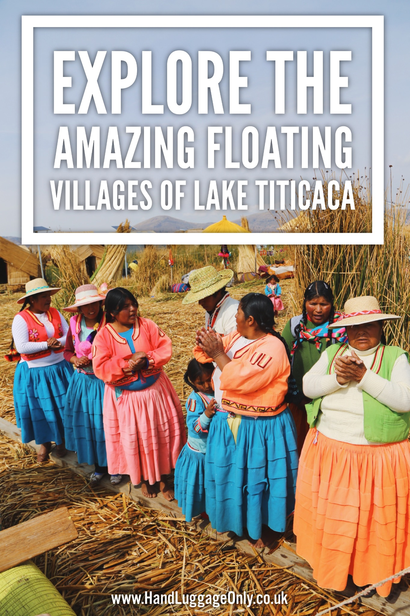 The Floating Villages Of Lake Titicaca In Peru (2)