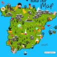 The Ultimate Map of 15 Beautiful Places You Have To See In Spain