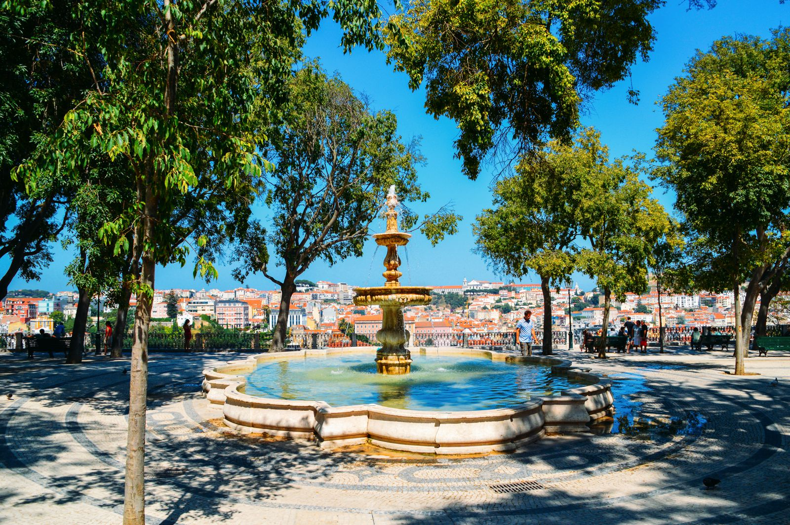 10 Places With The Best Views In Lisbon Portugal Hand Luggage Only Travel Food