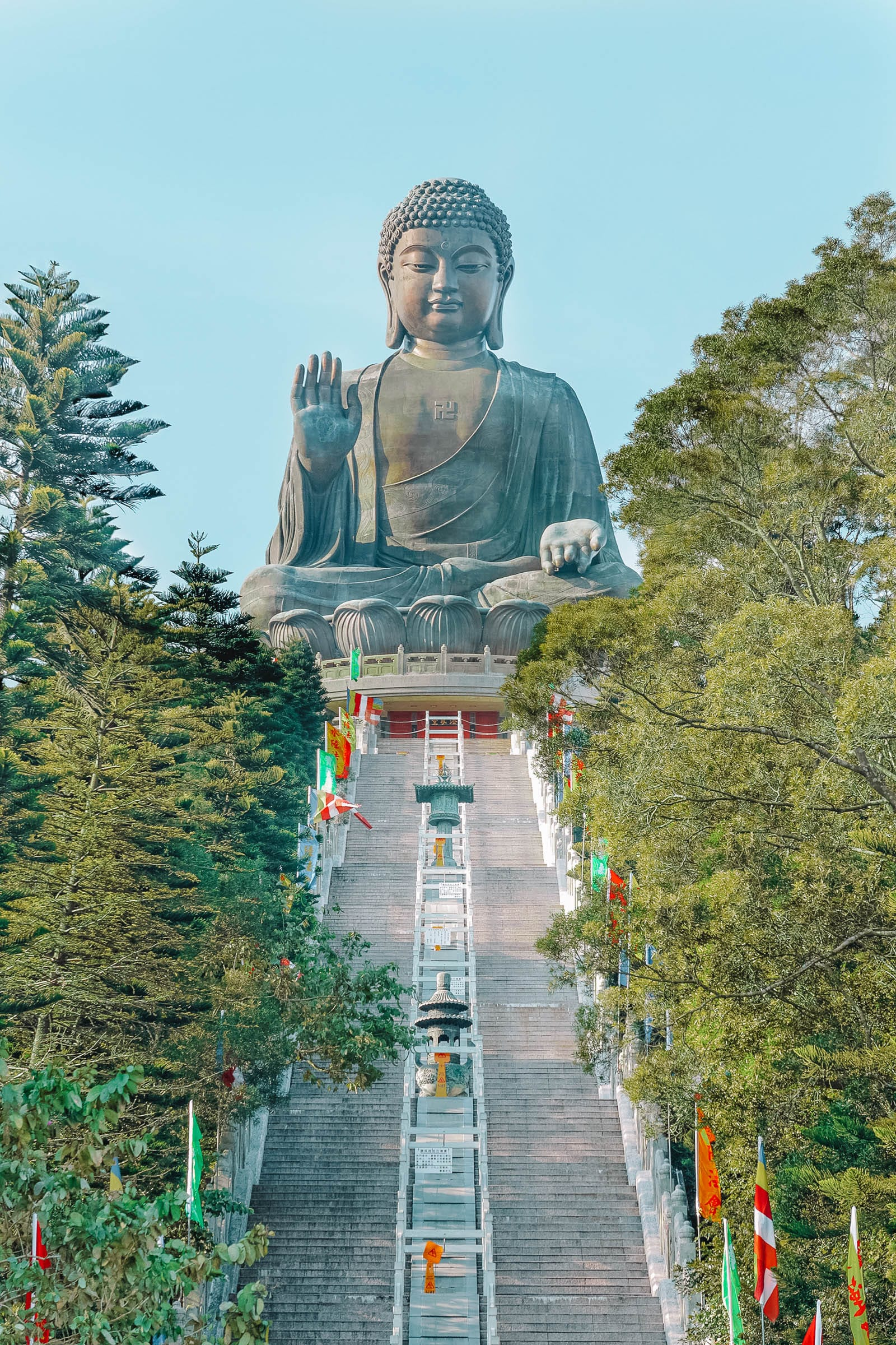 Finding Tian Tan Buddha In The Mountains Of Hong Kong Hand Luggage Only Travel Food Photography Blog
