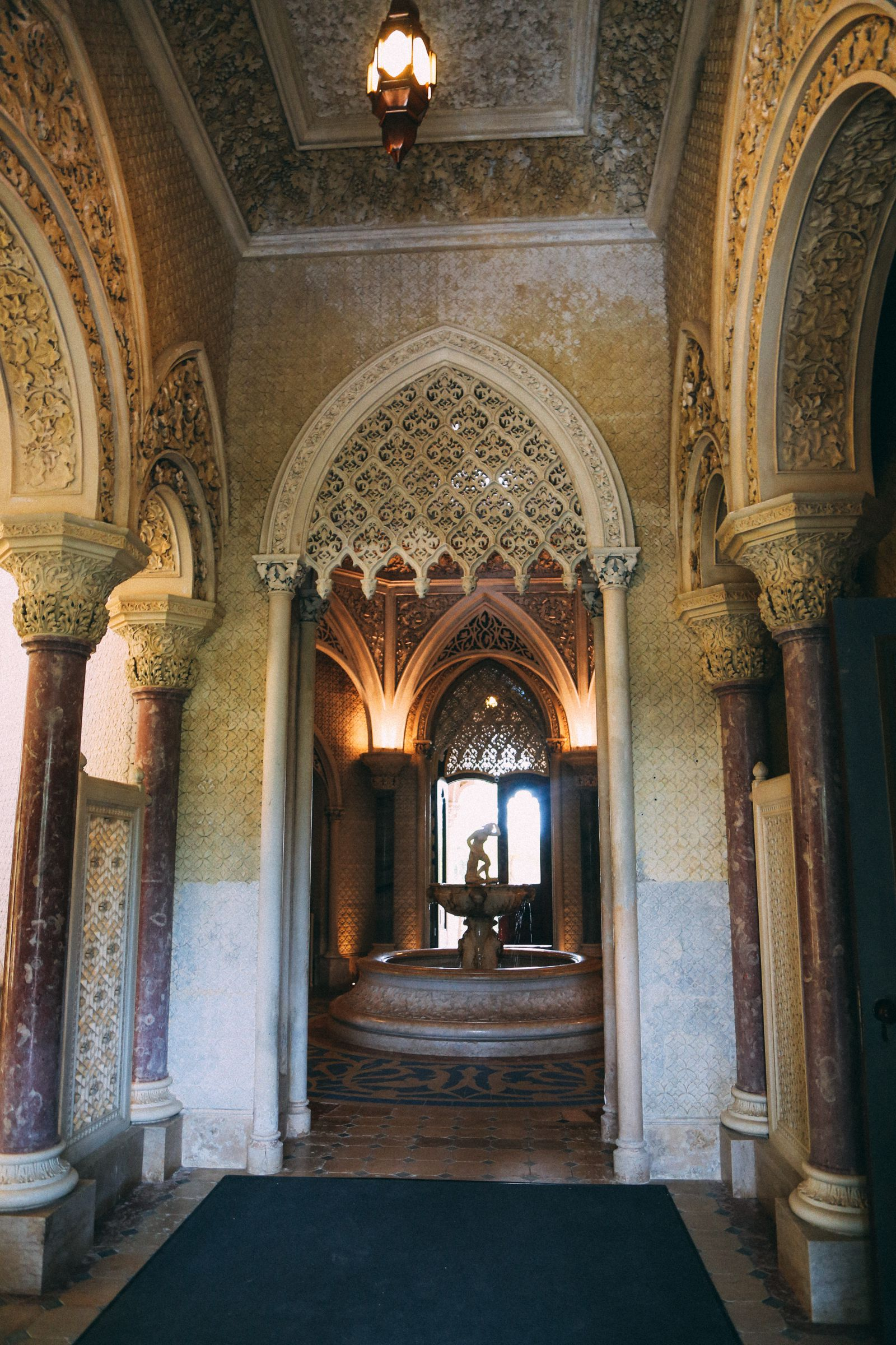 The Amazing Monserrate Palace – An Often Missed Beauty In Sintra, Portugal (16)