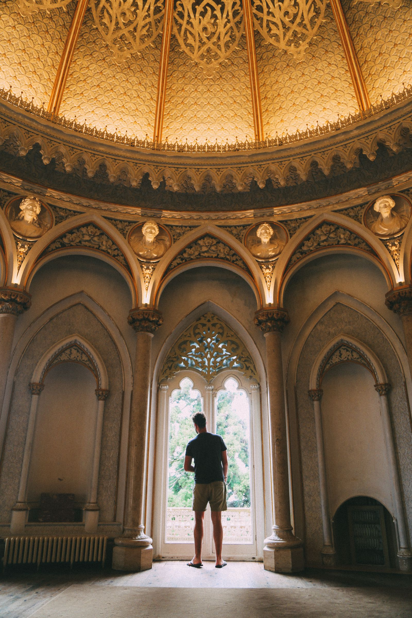 The Amazing Monserrate Palace – An Often Missed Beauty In Sintra, Portugal (28)