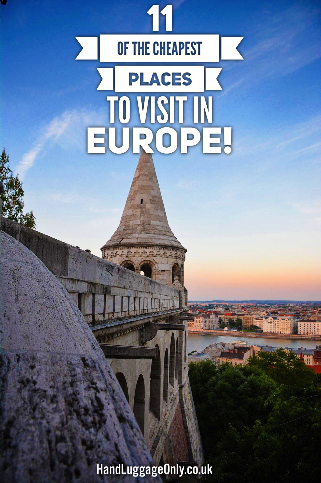 11 of the cheapest places to visit in europe hand for Best countries to travel in europe