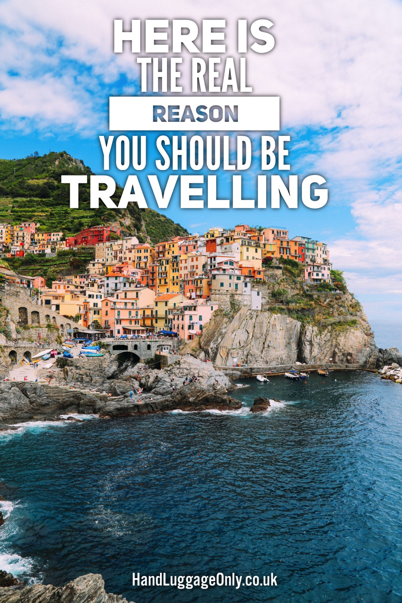 Here Is The Real Reason Why You Should Be Travelling