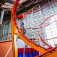 The World's Tallest Indoor Roller Coaster… In Edmonton, Canada