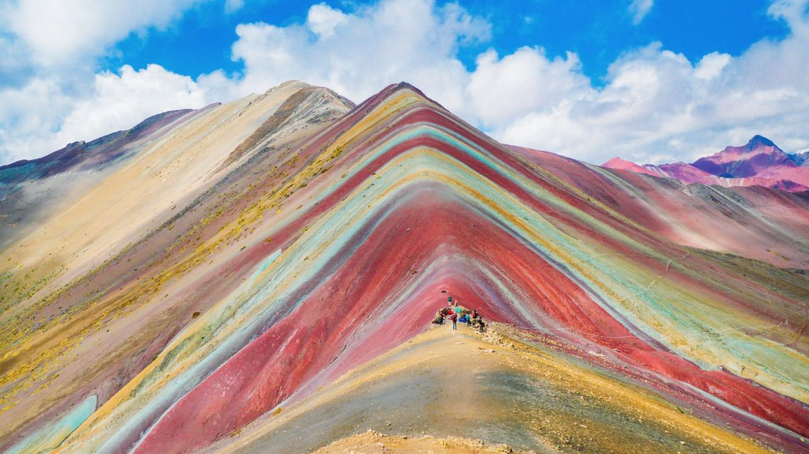 What Is It Like To Hike Up To Peru's Amazing Rainbow Mountains? (1)
