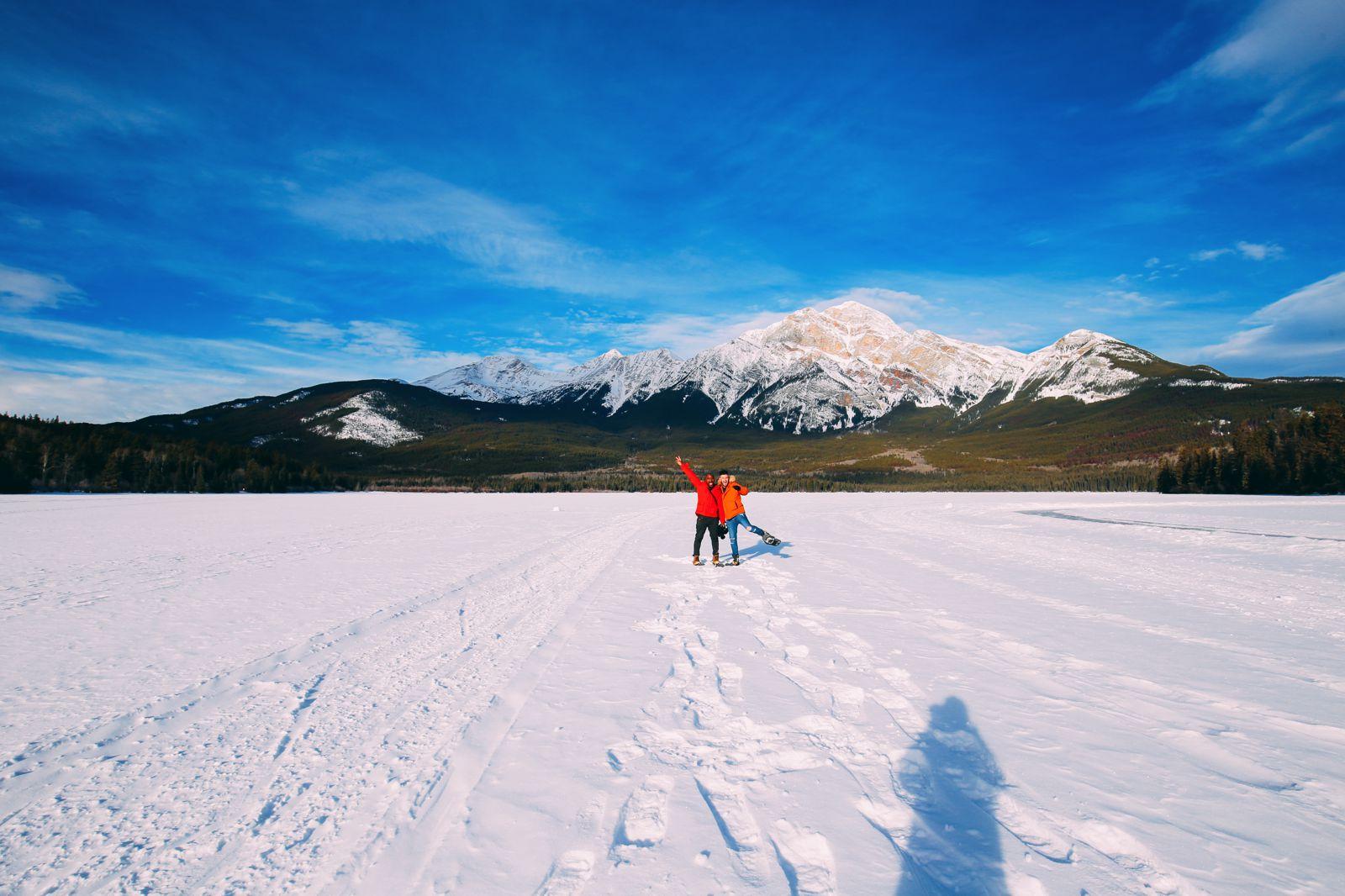Dog Sledding In Jasper And Ice Hockey In Edmonton - 2 Canadian 'Must-Do's! (14)
